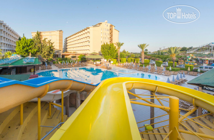 Фото отеля Beach Club Doganay 5*