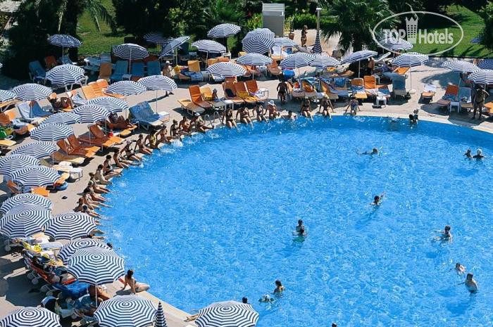 Фото отеля Kirman Sidera Luxury Spa 5*