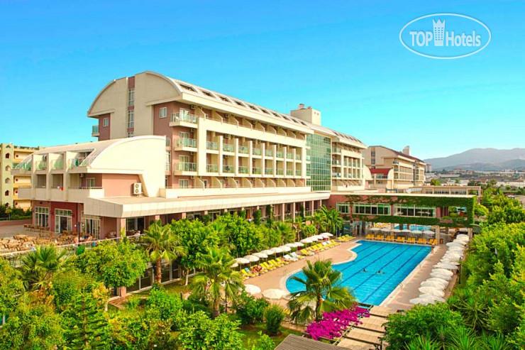 Telatiye Resort 5 Turciya Sredizemnomorskij Region Alanya Konakly Otzyvy Otelya Rejting Otelej I Gostinic Mira Tophotels