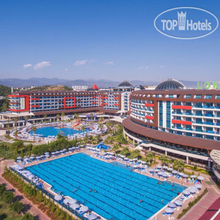 Фото отеля  Lonicera Resort & Spa Hotel 5*