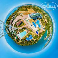 water planet deluxe hotel aquapark фото