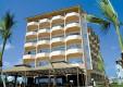 Отель Justiniano Beach расположен на самом берегу моря, в районе пос...