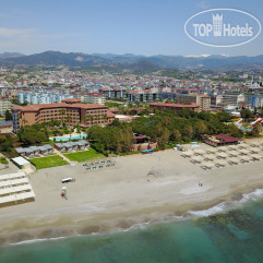 Club Turtas Beach Hotel 4* (Turkey/Mediterranean Region
