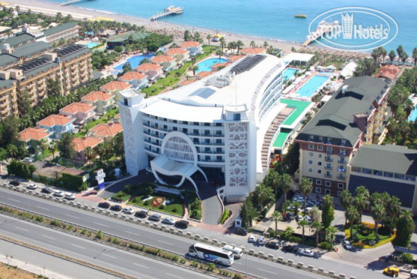 Фотогалерея отеля Q Premium Resort 5* (Турция/Аланья). Рейтинг ...