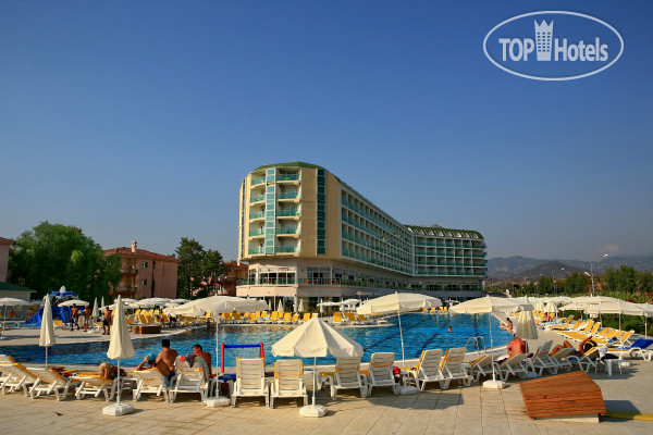hedef beach resort spa 5 фото