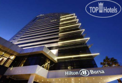 Hilton Bursa Convention Center & Spa 5*