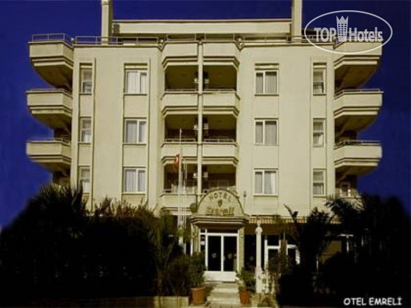 фото A.Emreli Suite Hotel No Category / Турция / Айвалык