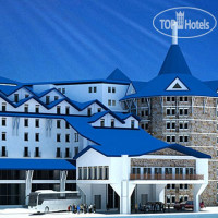 Фото отеля Bof Hotel Uludag Ski & Convention Resort 5*