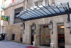 Quality Hotel Bordeaux Centre 3*