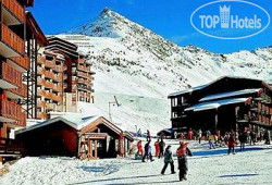 Residence Cassiopee Belle Plagne 3*