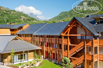 Residence Privilege Resort Les Chalets D'ax 3*