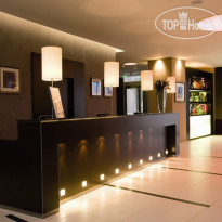 Фото отеля Crowne Plaza Lyon - Cite Internationale 4*