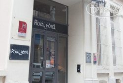 Royal Hotel Grenoble Centre 3*