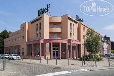 Comfort Hotel Lille Europe 2*