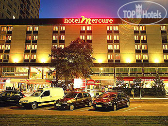 Mercure Mulhouse Centre 4*