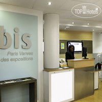 Фото отеля Ibis Paris Porte de Vanves Parc des Expositions No Category
