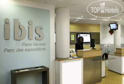 Ibis Paris Porte de Vanves Parc des Expositions No Category