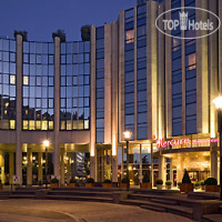 Фото отеля Mercure Paris Porte de St Cloud 4*