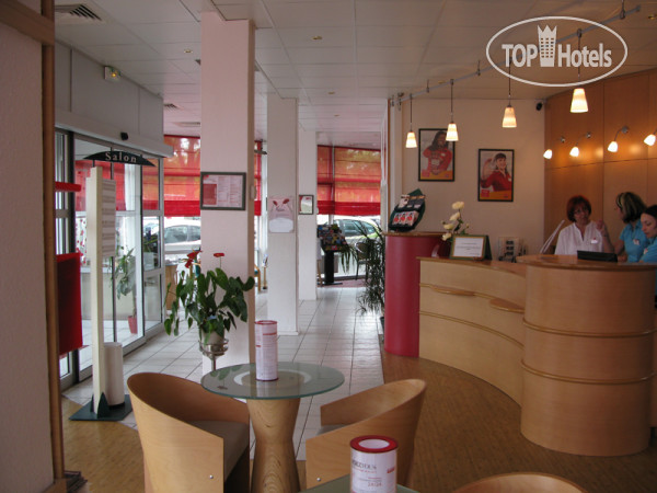 Ibis Nancy Sainte Catherine 3*