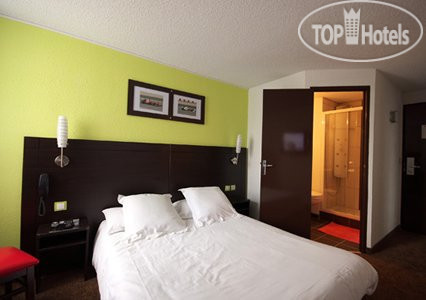 Comfort Hotel Enzo Pont A Mousson 2*