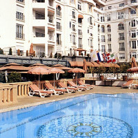 Фото отеля Majestic Barriere 5*