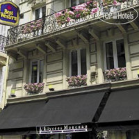 Фото отеля Best Western Paris Gare Saint Lazare (ex.Best Western Elysees Paris Monceau) 3*