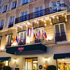 Mercure Paris Opera Garnier 4*