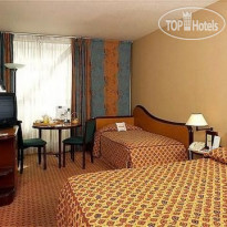 Фото отеля Mercure Paris Montparnasse 4*