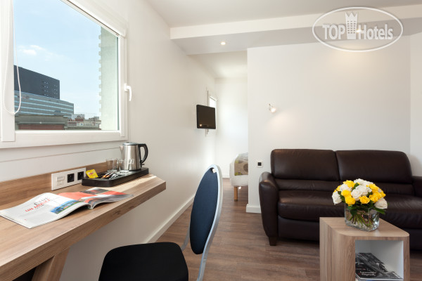 Hotel Median Paris Porte de Versailles 3*