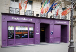 Hotel Magenta 38 by HappyCulture (ex.Magenta Paris) 3*