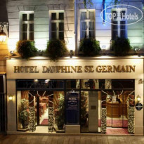 Фото отеля Dauphine Saint Germain 3*