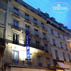 29 Lepic Hotel Montmartre 3*