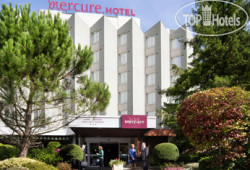 Mercure Saint Etienne Parc de L'Europe 3*