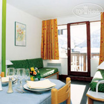 ���� ����� Pierre & Vacances Residence La Daille 3* � �����-����� (���� �`����), �������