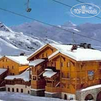 Фото отеля Les Chalets du Soleil Val Thorens No Category