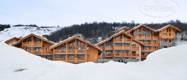 Chalets Du Gypes Residence Cgh Apart 4*