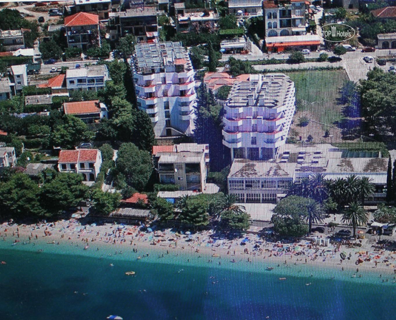 Отели хорватии отзывы