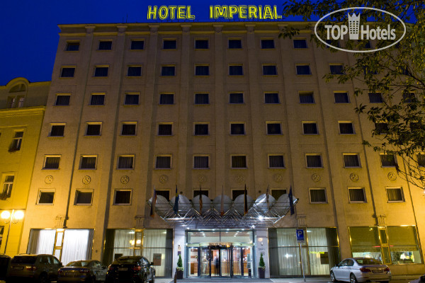 Mamaison Business & Conference Hotel Imperial Ostrava 4*