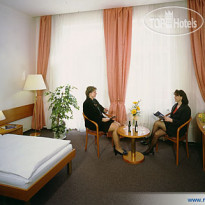 Фото отеля Danubius Health Spa Resort Centralni Lazne 4* в Марианские Лазне, Чехия