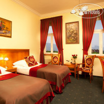 Фото отеля Green Garden Hotel 4* twin room