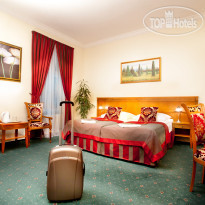 Фото отеля Green Garden Hotel 4* Double room