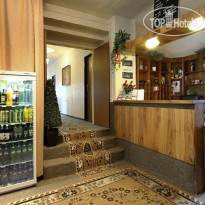 Фото отеля Pension Bohemians 3* Рецепция