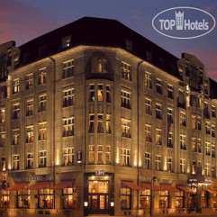 Art Deco Imperial Hotel Prague 5*