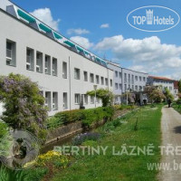 Фото отеля Bertiny Lazne Trebon No Category
