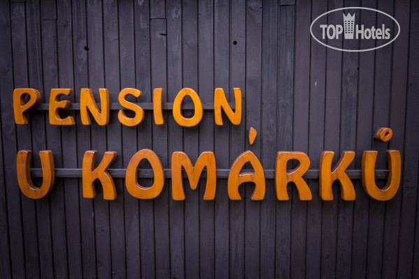 U Komarku Pension No Category