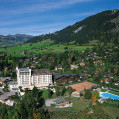 ���� ����� Palace hotel Gstaad 5*