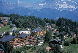 Du Golf and Spa Villars-sur-Ollon 4*