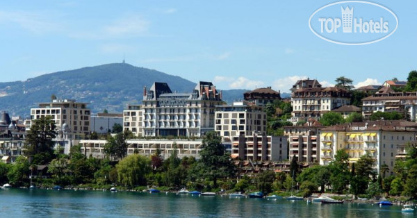 Le National Montreux Residences 5*