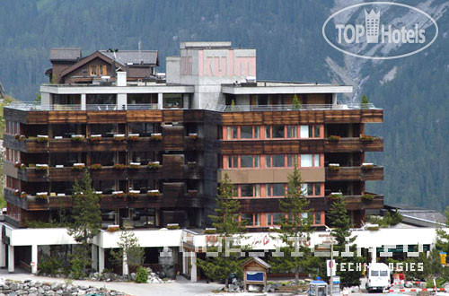 Arosa Kulm Hotel & Alpin Spa 5*