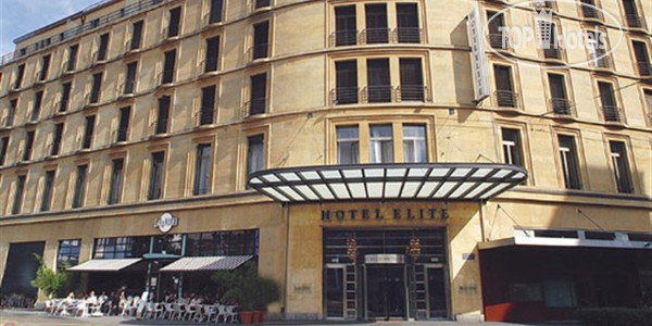 Elite Art Deco Swiss Quality Biel Hotel 4*